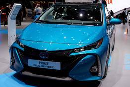 Toyota Prius, Beispielbilder, ggf. teilweise mit Sonderausstattung