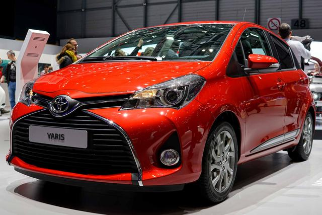 Toyota Yaris - 1,0-l-VVT-i Comfort