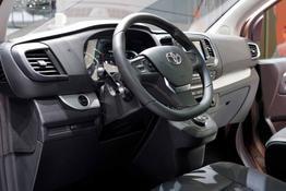 Toyota Proace Verso, Das Bild ist ein beliebiges Beispiel der frei konfigurierbaren Modellreihe