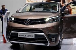Toyota Proace Verso      1,5-l-D-4D 88kW L1 Team Deutschland