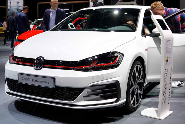 Volkswagen Golf - Highline 5-Türig 1.5 TSI EVO ACT 150PS DSG7 2019