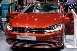 Volkswagen Golf Sportsvan - Comfortline 1.5 TSI EVO ACT 130PS 6G