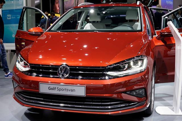 Volkswagen Golf Sportsvan - Trendline 1.0 TSI 85PS 5G - Bestellfahrzeug frei konfigurierbar