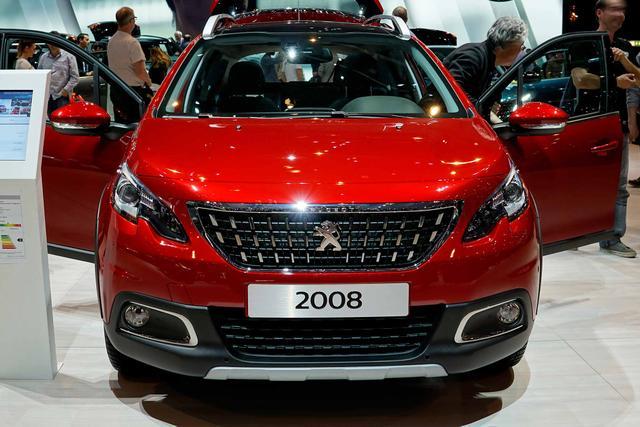 Peugeot 2008 - Elektromotor 136 GT