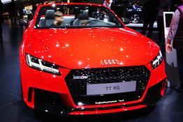 Audi TT RS Roadster, Das Bild ist ein beliebiges Beispiel der frei konfigurierbaren Modellreihe