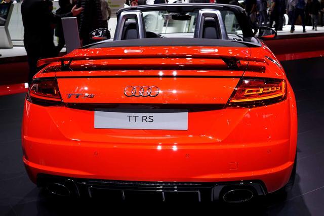 Audi TT RS Roadster - 2.5 TFSI S tronic quattro Bestellfahrzeug, konfigurierbar