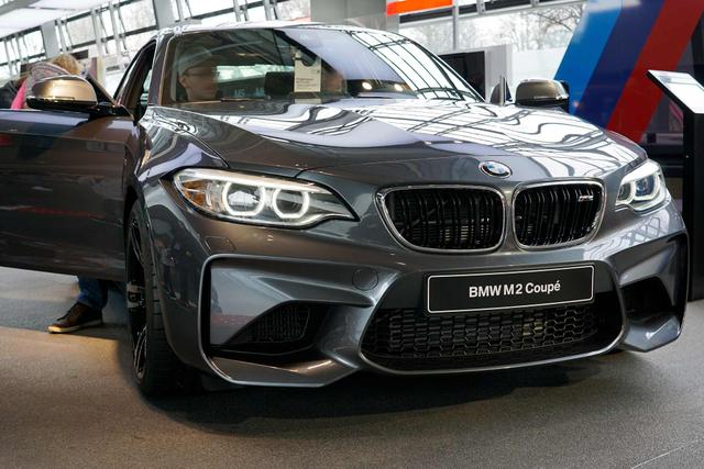 BMW 2er Coupé - M2 Edition Black Shadow