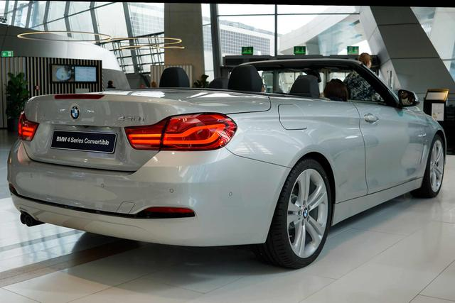 BMW 4er Cabrio - 420d Advantage A