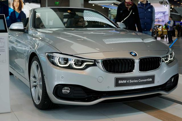 BMW 4er Cabrio - 430d Luxury Line A