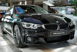 BMW 4er      420d xDrive Coupé A