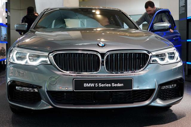 BMW 5er 520i A