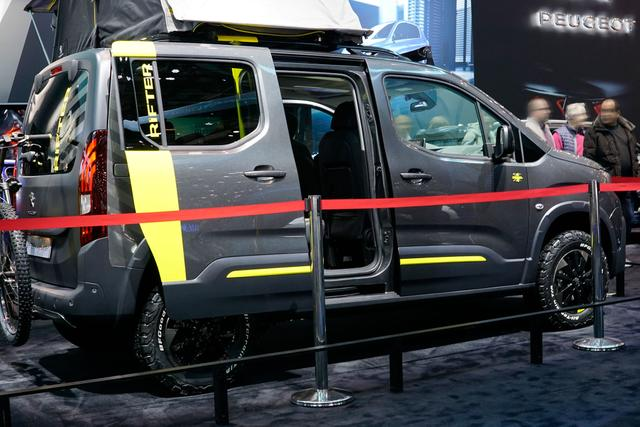 Peugeot Rifter PureTech 110 Allure L2 5-Sitzer