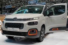 Citroën Berlingo XL      BlueHDi 130 S&S FEEL 7-Sitzer