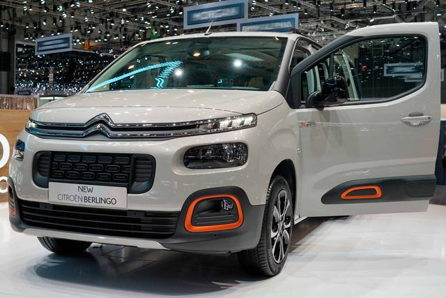Citroën Berlingo XL PureTech 110 S&S FEEL