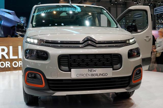 Citroën Berlingo M - PureTech 110 S&S LIVE