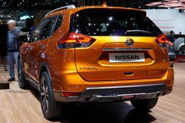 Nissan X-Trail - Tekna 1.7 dCi 150PS/110kW 6G 4WD 5-Sitzer 2019