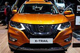 X-Trail - Tekna 1.7 dCi 150PS/110kW 6G 5-Sitzer 2019