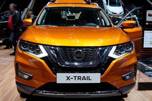 Nissan X-Trail Tekna 1.7 dCi 150PS/110kW 6G 4WD 5-Sitzer 2019