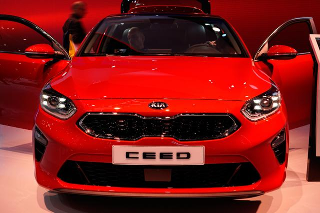 Kia cee'd - Intro Edition 5-türig 1.6 CRDI 136PS 6G 2019
