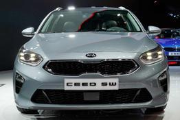 Kia Ceed Sportswagon, Das Bild ist ein beliebiges Beispiel der frei konfigurierbaren Modellreihe