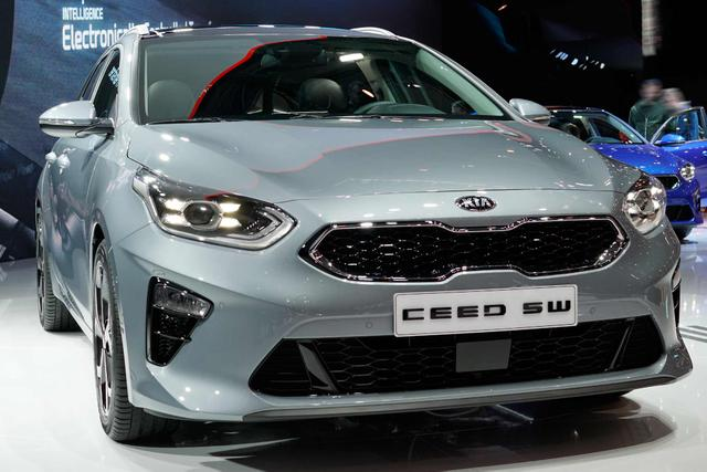 Kia Ceed Sportswagon - Intro Edition SW 1.6 CRDI 136PS DCT 2019