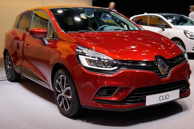 Renault Clio Grandtour - Intense - LED/NAVI/SHZ/PDC