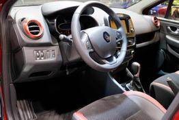 Renault Clio Grandtour, Das Bild ist ein beliebiges Beispiel der frei konfigurierbaren Modellreihe