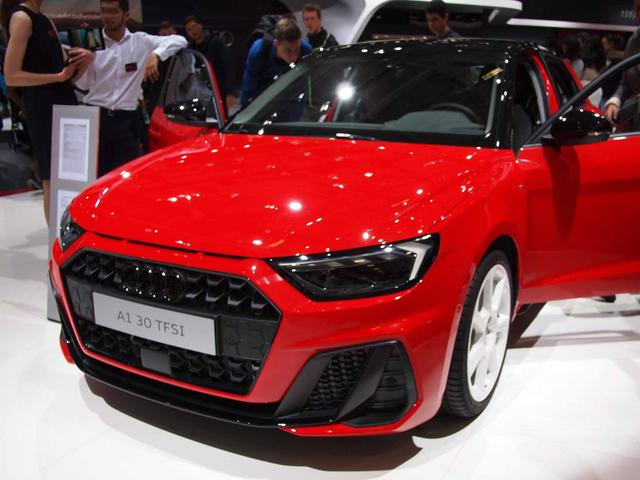 Bestellfahrzeug, konfigurierbar Audi A1 Sportback - S line