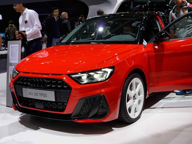 Audi A1 Sportback Basis
