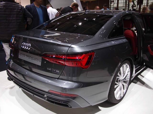 Audi A6 Limousine - 55 TFSI quattro S tronic design