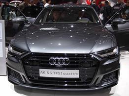 Audi A6, Beispielbilder, ggf. teilweise mit Sonderausstattung