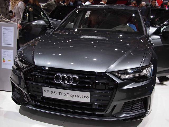 Audi A6 - 35 TDI S tronic