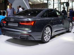 Audi A6, Das Bild ist ein beliebiges Beispiel der frei konfigurierbaren Modellreihe
