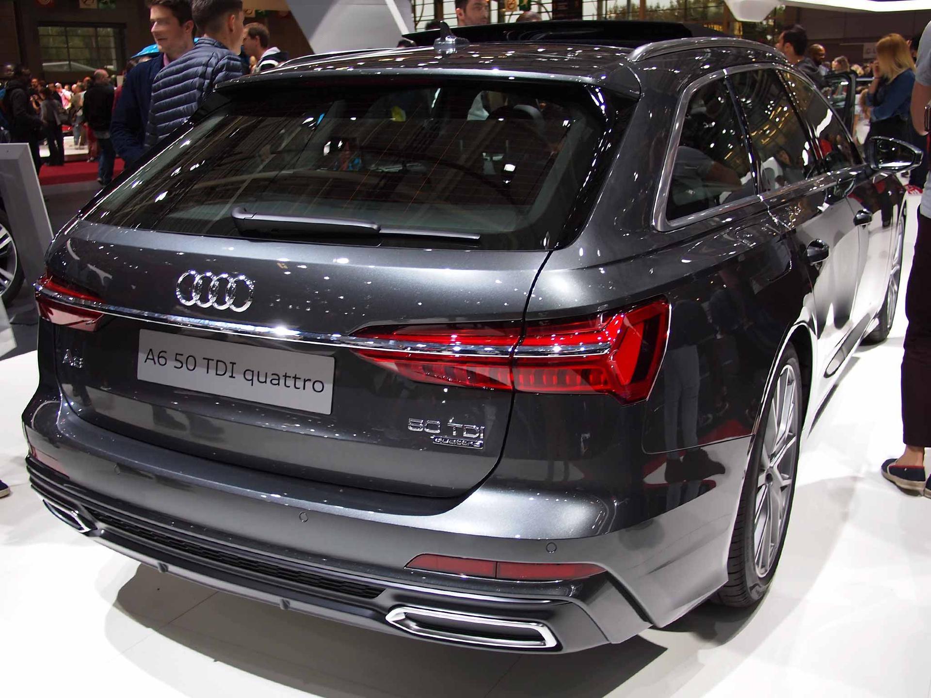 Audi A6 Avant 45 Tdi Quattro Tiptronic Neuwagenrabatt Beste