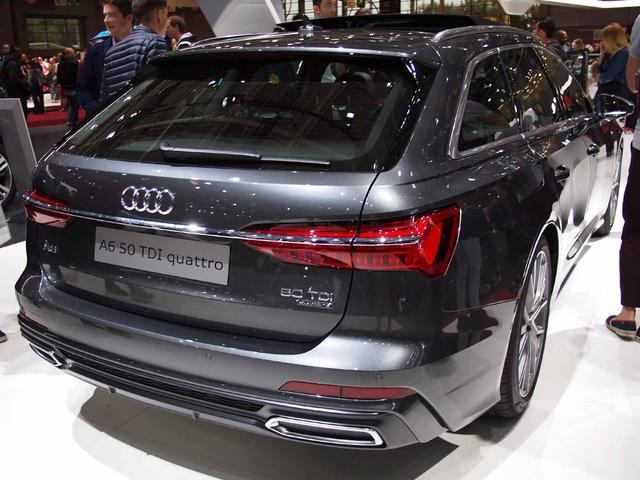 Audi A6 Avant - 55 TFSI quattro S tronic