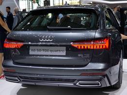 Audi A6 Avant, Das Bild ist ein beliebiges Beispiel der frei konfigurierbaren Modellreihe
