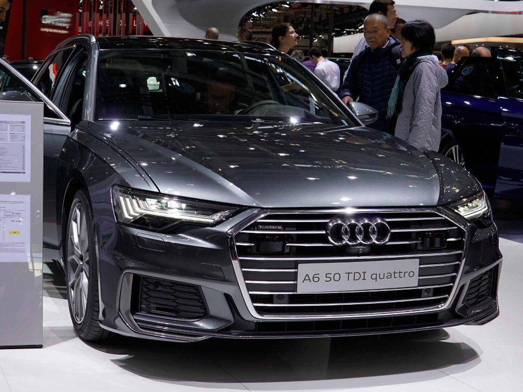 Audi A6 Avant 45 Tfsi Quattro S Tronic Restart Auto