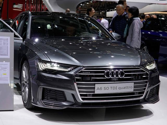 Audi A6 Avant - 40 TDI S tronic