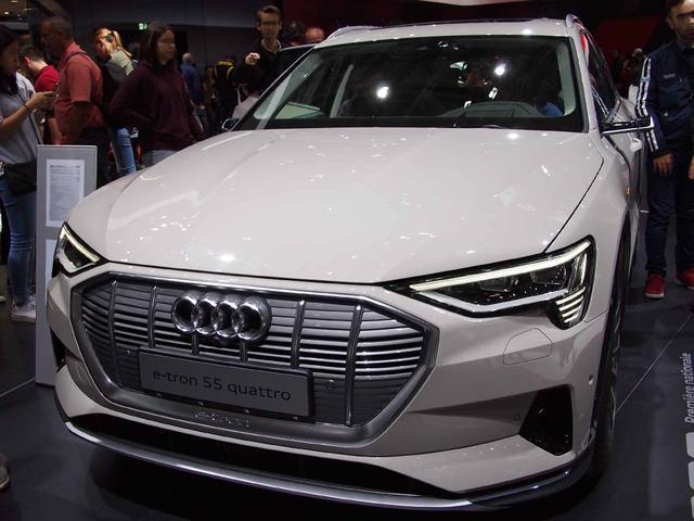 Audi e-tron - 50 quattro