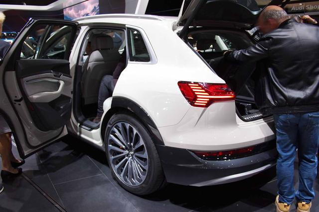 Audi e-tron - 50 quattro Bestellfahrzeug, konfigurierbar