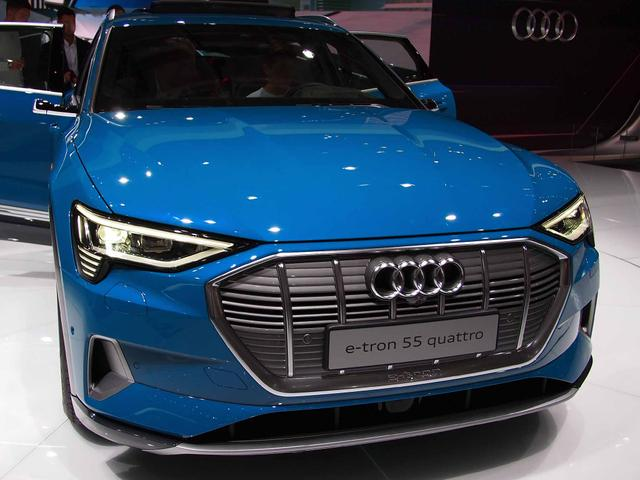 Audi e-tron - 55 quattro advanced