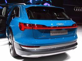 Audi e-tron, Das Bild ist ein beliebiges Beispiel der frei konfigurierbaren Modellreihe