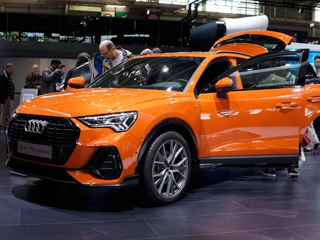 Audi Q3 - advanced