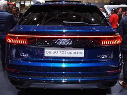 Audi Q8, Das Bild ist ein beliebiges Beispiel der frei konfigurierbaren Modellreihe