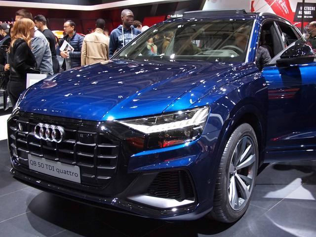 Audi Q8 - 45 TDI quattro tiptronic Bestellfahrzeug, konfigurierbar
