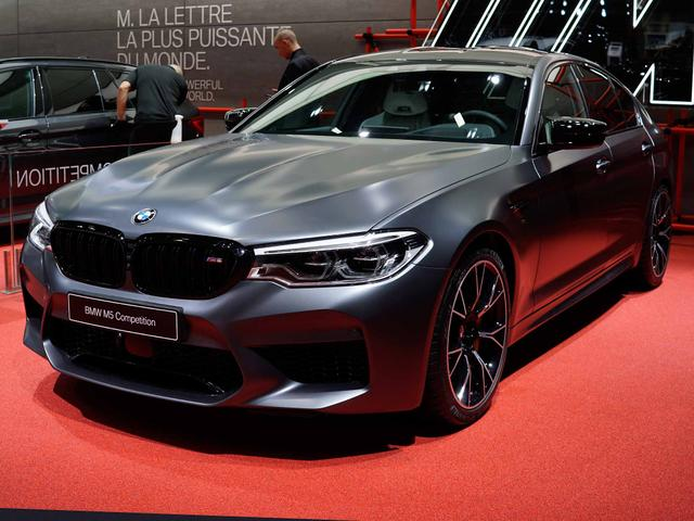 BMW 5er M5 Competition xDrive A
