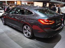 BMW 6er Gran Turismo, Das Bild ist ein beliebiges Beispiel der frei konfigurierbaren Modellreihe