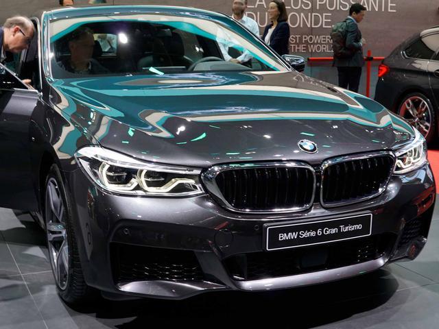 BMW 6er Gran Turismo 620d A