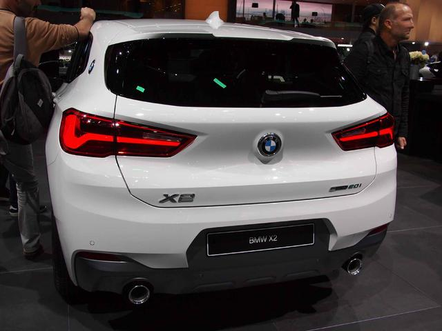 BMW X2 - sDrive18i