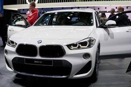 BMW X2, Das Bild ist ein beliebiges Beispiel der frei konfigurierbaren Modellreihe